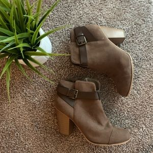 Brown Booties 10